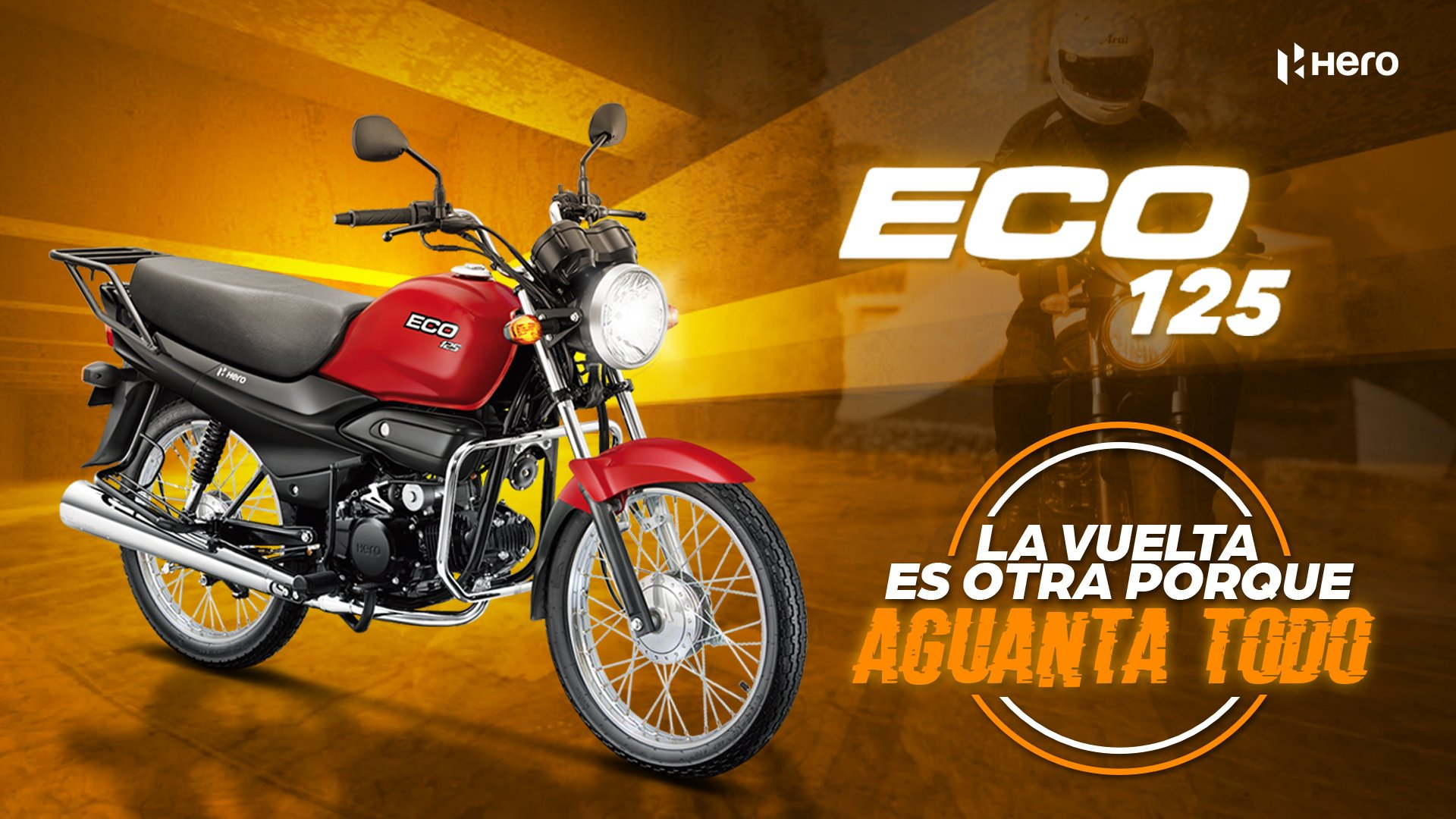 hero eco 125