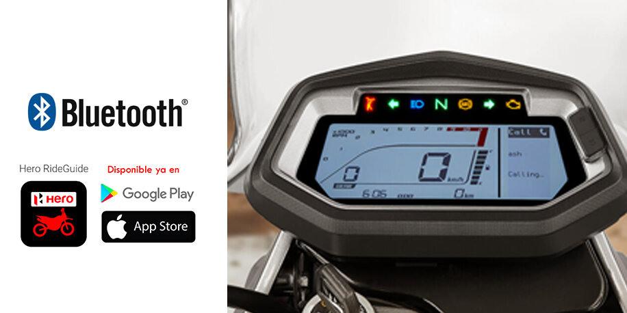 Consola XPULSE 200 R